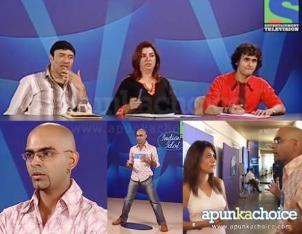 Indian idol season 3 episode 1