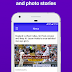 Yahoo Cricket app gets a renewed cool look.