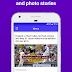 Yahoo Cricket app gets a renewed cool look.