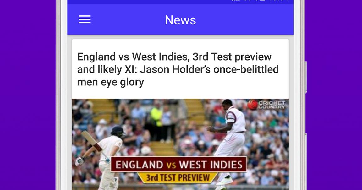 Yahoo Cricket app gets a renewed cool look  - TECHPHLIE