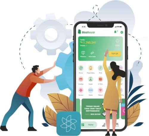 1 Aplikasi untuk Semua Transaksi, Yuk Berkenalan dengan BisaBayar.id, Saingan Baru Gopay dan OVO