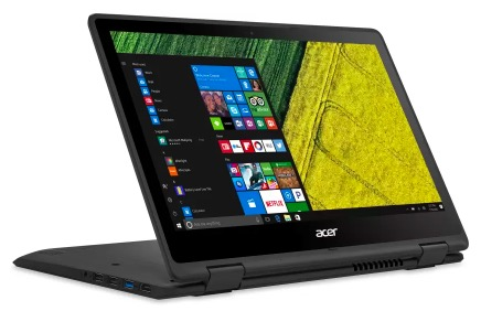Acer Spin 5 (Best Laptop Under ₹50,000)