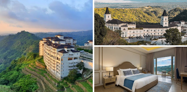 Twin Lakes Hotel Tagaytay Hotels and Resorts Package