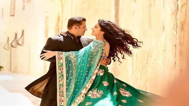Salman Khan Katrina Kaif Wedding Shoot
