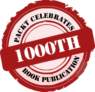 Packt Publishing reaches 1000th book milestone