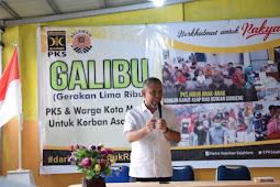 PKS Kota Medan: GALIBU Bukti Cinta Riau dan NKRI