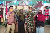 Sinergitas Mahasiswa KKN UTS Dengan TNI Tingkatkan Kualitas Hidup Warga di TMMD 108 Sumbawa Barat