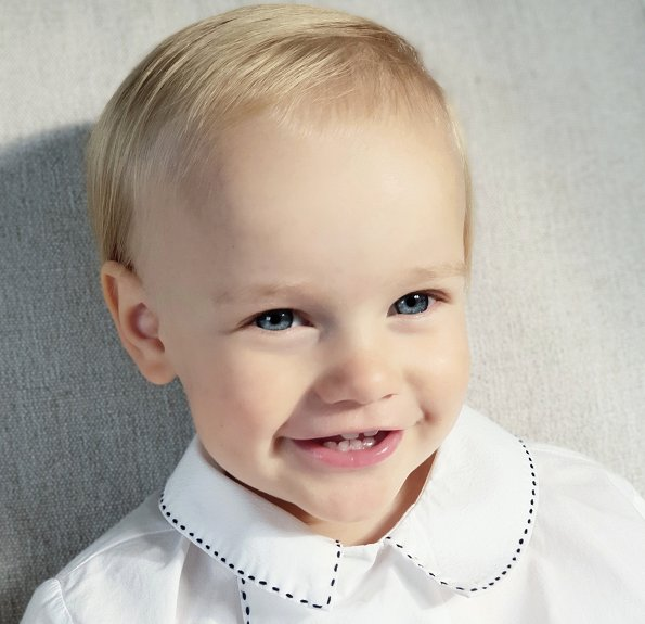 The photos were taken by Princess Sofia of Sweden