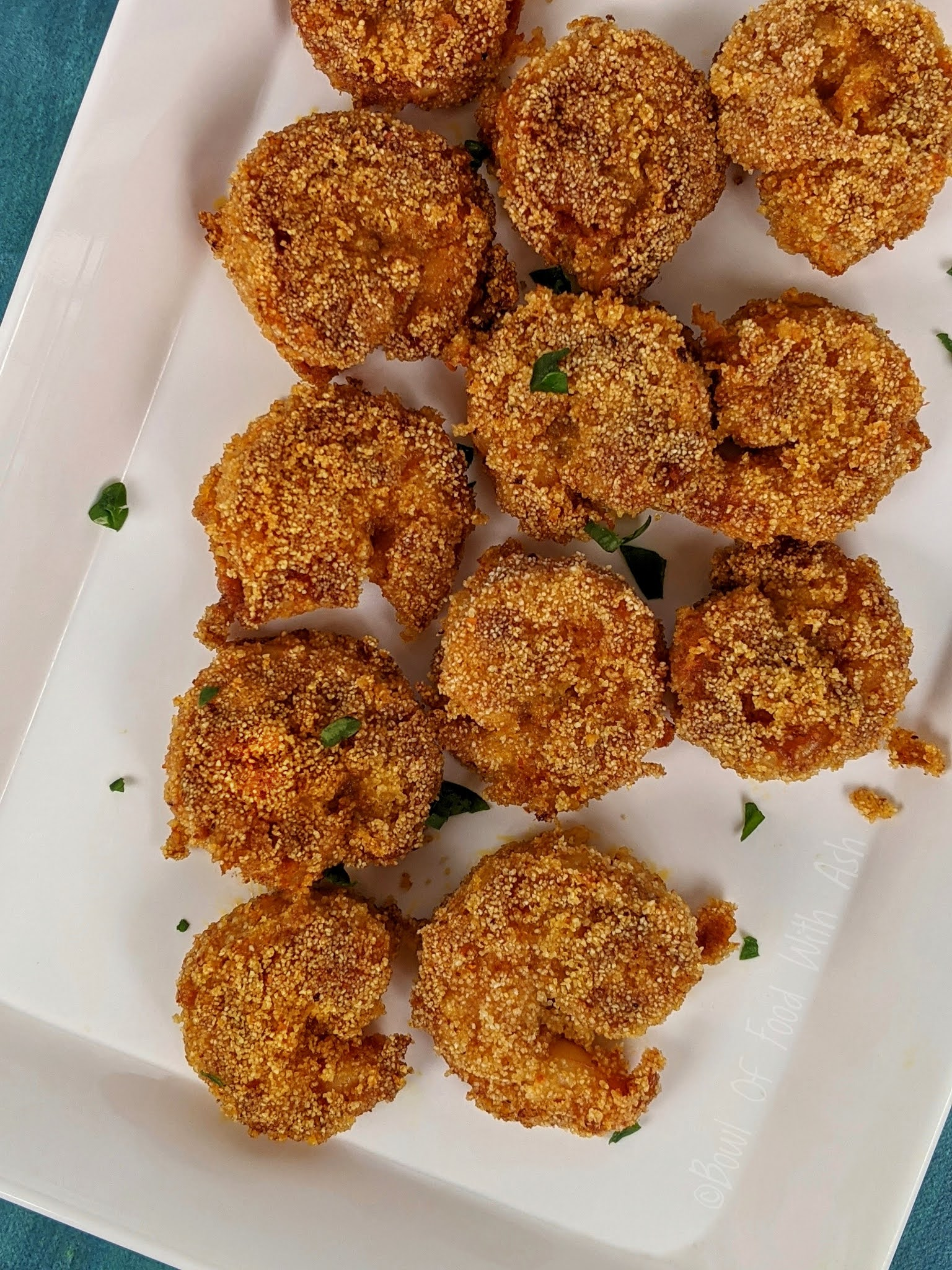 Prawns Rava Fry Recipe | How To Make Rava Fried Prawns