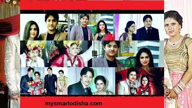Babushan Mohanty Marriage Images, Photos