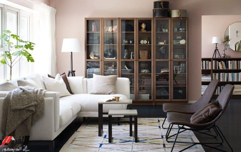 10 تصاميم غرفة معيشة عصرية وفاخرة