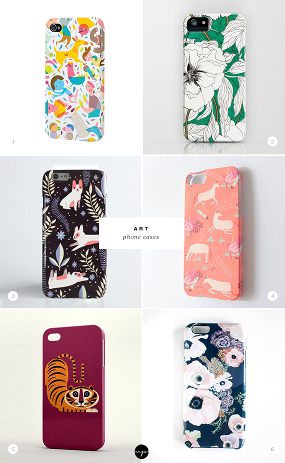 Most gorgeous art phone cases on Etsy | My Paradissi
