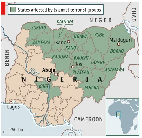Muslim Religious Extremism, Radicalization and Militancy in Northern Nigeria