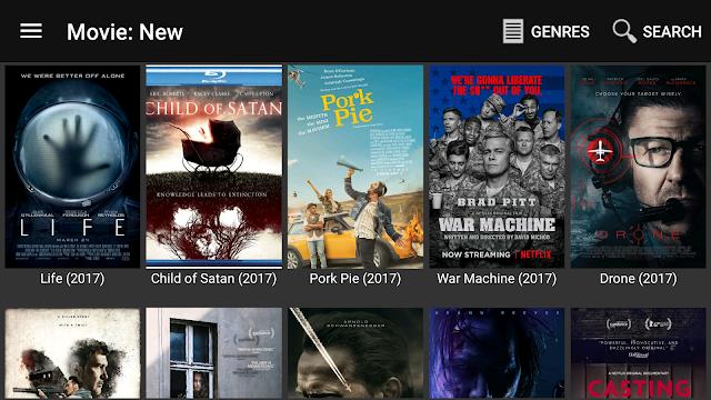 تطبيق الافلام الاجنبية الاول لمشاهدة أحدث افلام هوليود الجديدة