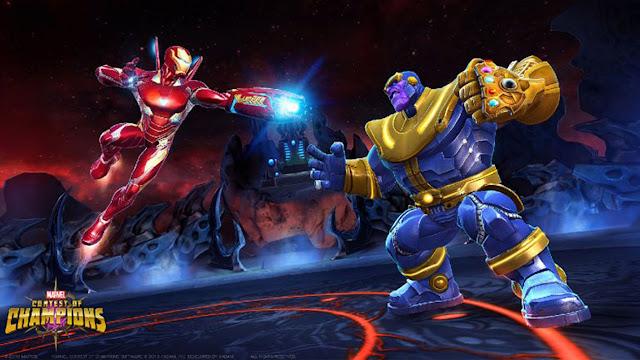 5 Game Marvel Terbaik Untuk Android Kamu