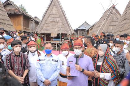Sandiaga Uno : Bima Destinasi Wisata Baru di Indonesia