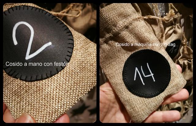 diferentes puntadas para coser