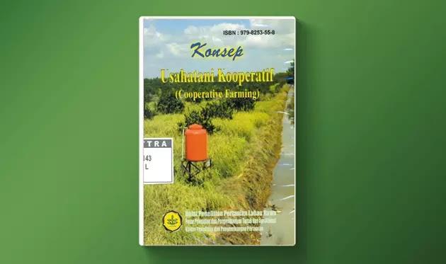 Buku Konsep Usaha Tani Kooperatif (Cooperative Farming)