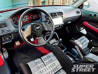 Honda Civic Si Interior Well Turned Cars Honda Civic Si