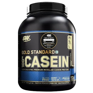 ON (Optimum Nutrition) Gold Standard 100% Casein, 4 lb