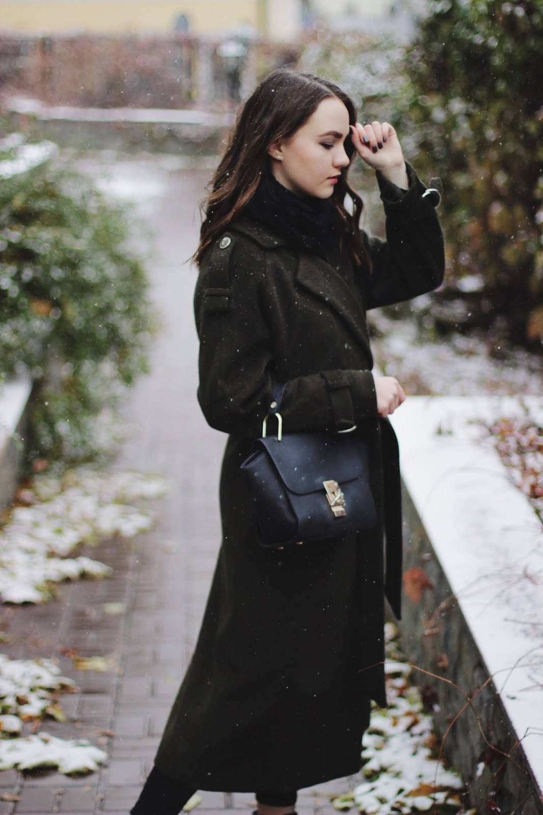 Dezzal Coat | Outfit