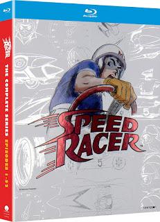 Speed Racer – Miniserie [5xBD25] *Español Latino