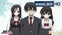 School Days Sub Español HD