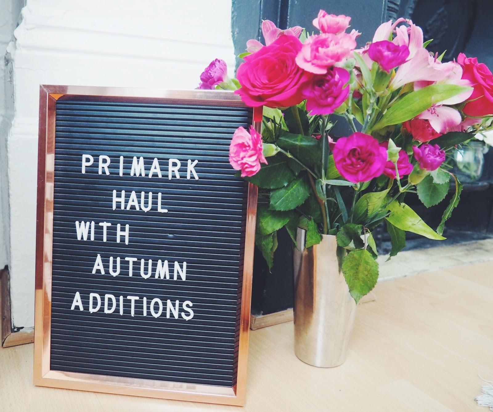 fashion, fashionpost, primarkhaul, primarkhaul2018, summerprimarkhaul, autumnprimarkhaul, fbloggers, fashionblogger, denimpinafore, lilaccardigan, floralblouse