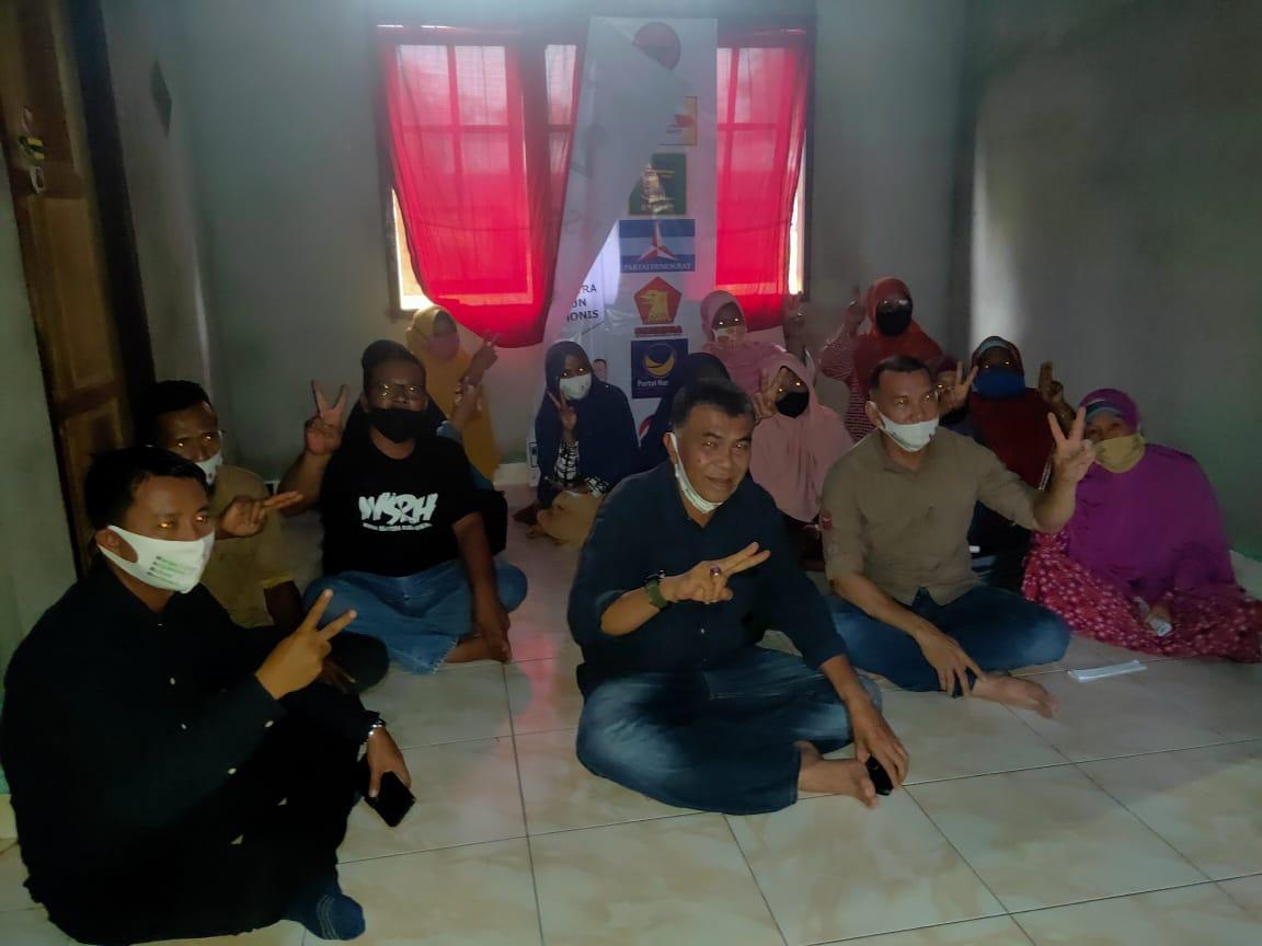 Hadiri Kampanye WS-RH, Warga Sebintang Barat-Camaga Utara Minta Perbaiki Jaringan Telekomunikasi dan Ketersedian Air Bersih