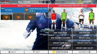 FTS 17 v1 Mod MU Fix Apk + Data Android