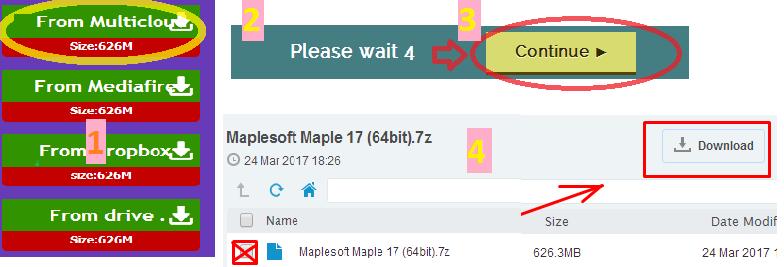 download maple 2017 full crack