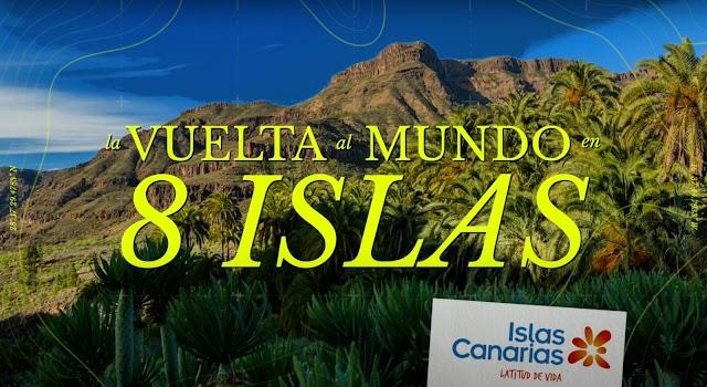 Turismo de Canarias lanza una campaña para captar viajeros que buscan destinos exóticos y de naturaleza