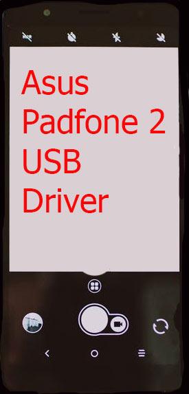 Asus Padfone 2 USB Driver