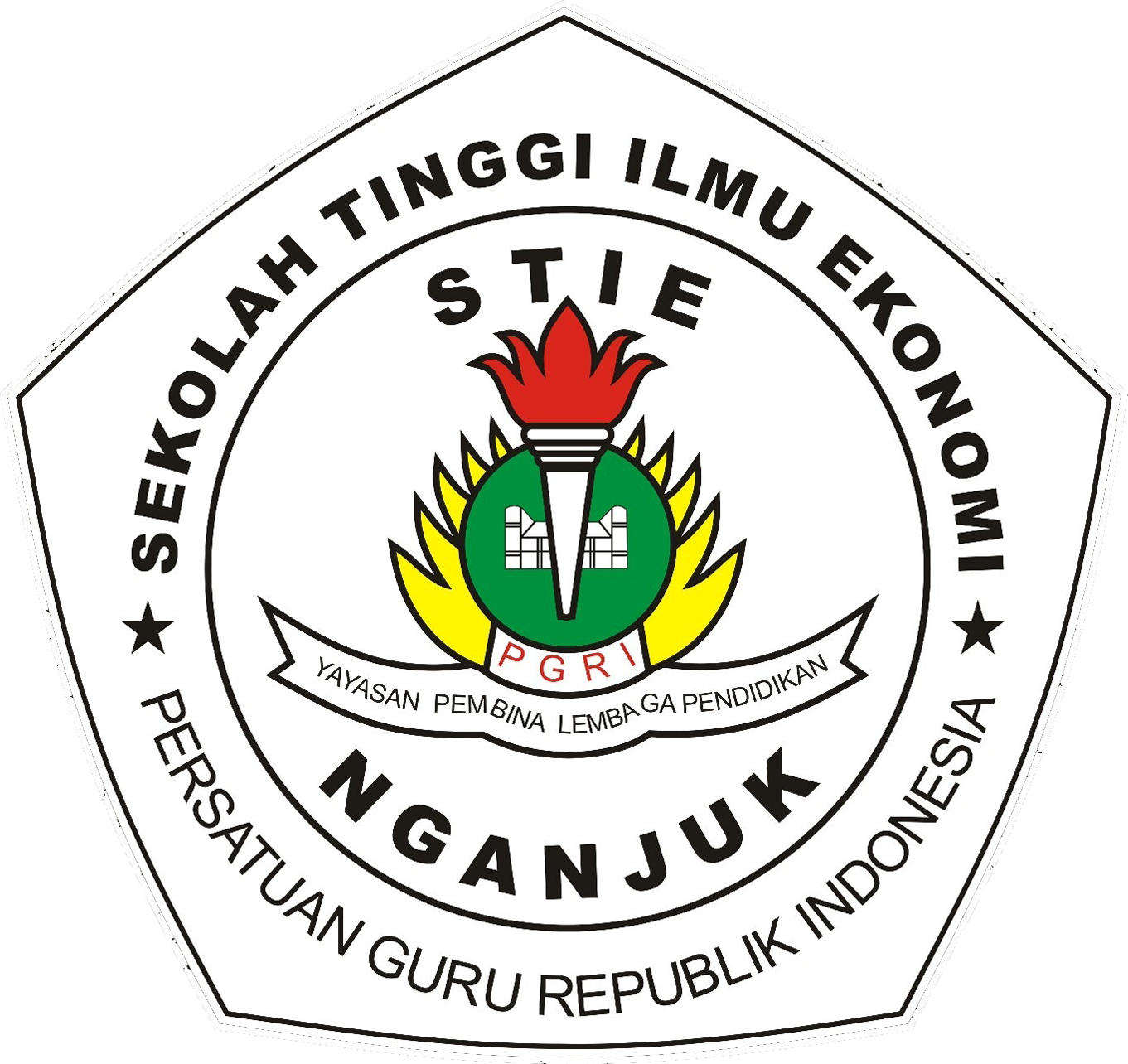 Logo STIE Nganjuk