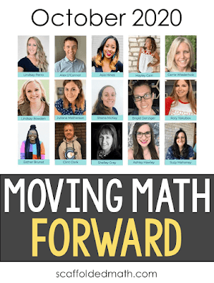 "I am so incredibly excited to be presenting at the Moving Math Forward conference this fall.  My session ""Cultivating Math Confidence"" will focus on concrete ways to instill confidence in your math students through your curriculum. I will share the ways I built places into my classes where students could find success and build their math confidence."