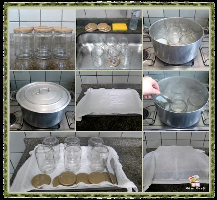 Compota de pêssego 9