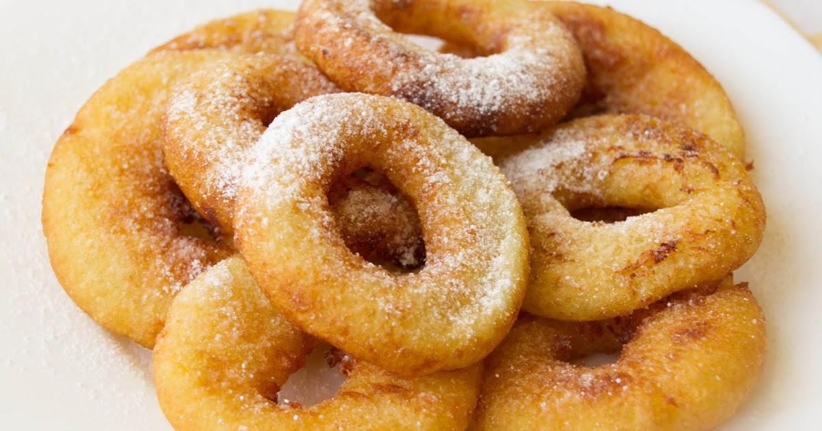 Быстрые пончики в фритюре рецепт с фото течение двух