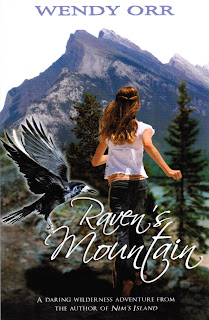 Invitation to Launch of Raven's Mountain