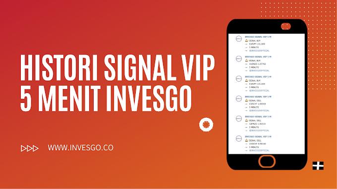 Histori Signal VIP 5 Menit | 01 Maret 2021 - 31 Maret 2021 | INVESGO
