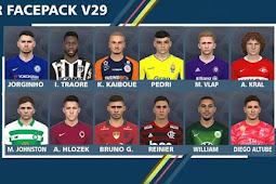 New Facepack Vol. 29 - PES 2017
