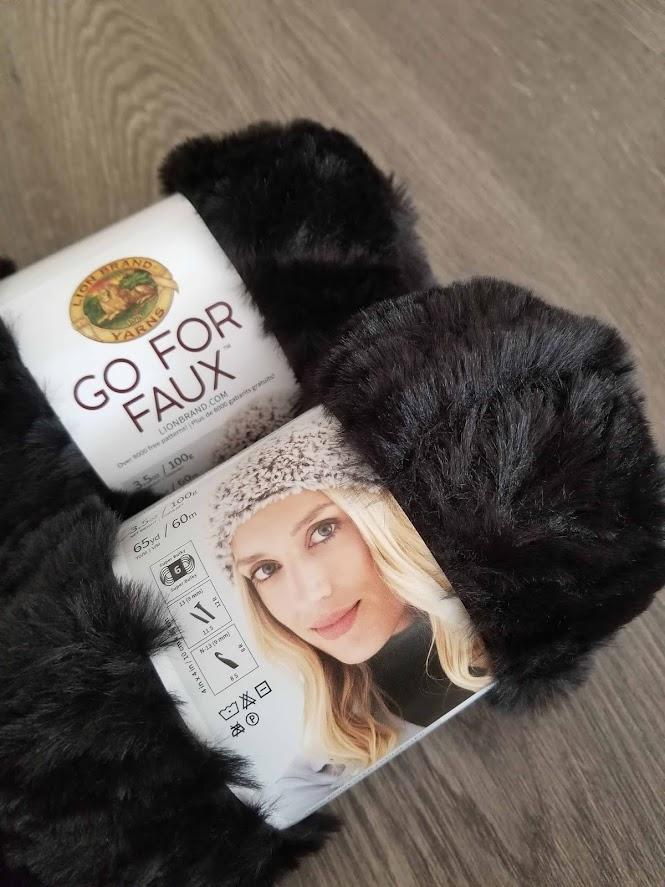 Tips for Amigurumi using Faux Fur Yarn