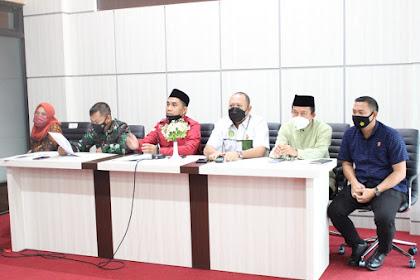 Antisipasti kenaikan harga bahan pokok, Wabup Takalar pimpin rapat HLM