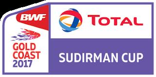 Live Skor Total BWF Sudirman Cup 2017