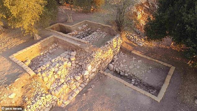 Local onde, segundo a Bíblia, ficou a Arca da Aliança