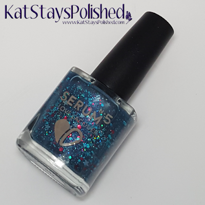 Serum No 5 July 2015 | Kat Stays Polished