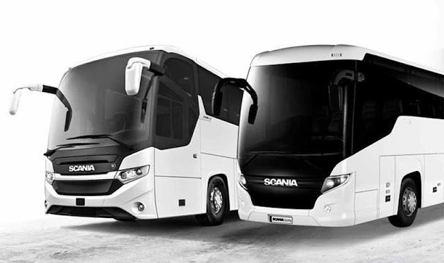 Bus Scania Trans Sumatera Miliki Berbagai Kelebihan