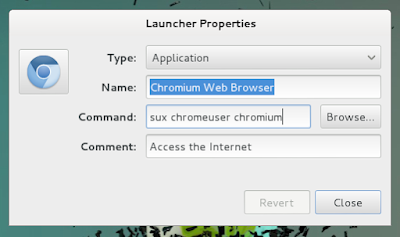 how to solve google chrome and chromium can not be run as root