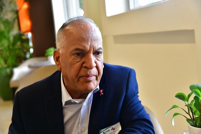 Víctor Terrero, abogó por un tratamiento especial para los consumidores de drogas intravenosas contagiados con el VIH