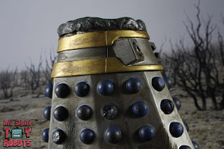 Custom Destroyed Dalek 02