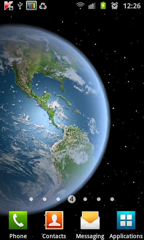super wallpaper earth apk